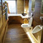Евроремонт (дизайнерский ремонт) туалета Москва